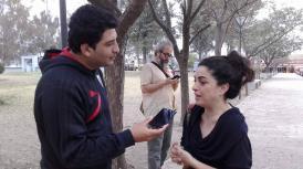 Voces entrevistó a Pablo Rago y a Paola Barrientos