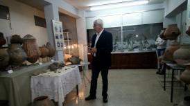 Presentaron piezas nuevas en el Museo Rincón de Atacama