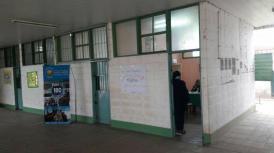Escuela cumplirá 100 años y solicita ayuda para realizar mejoras