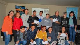 Entregaron los premios del Concurso de Sendas Peatonales